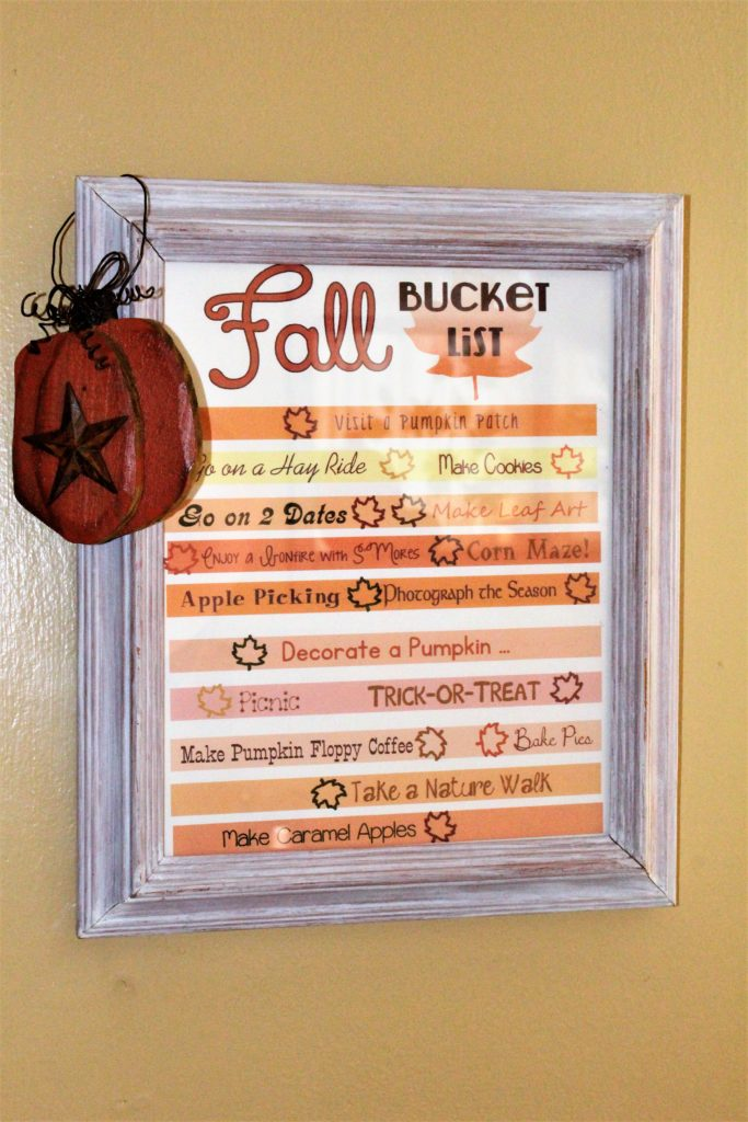 Super Small Fall Decorating Budget